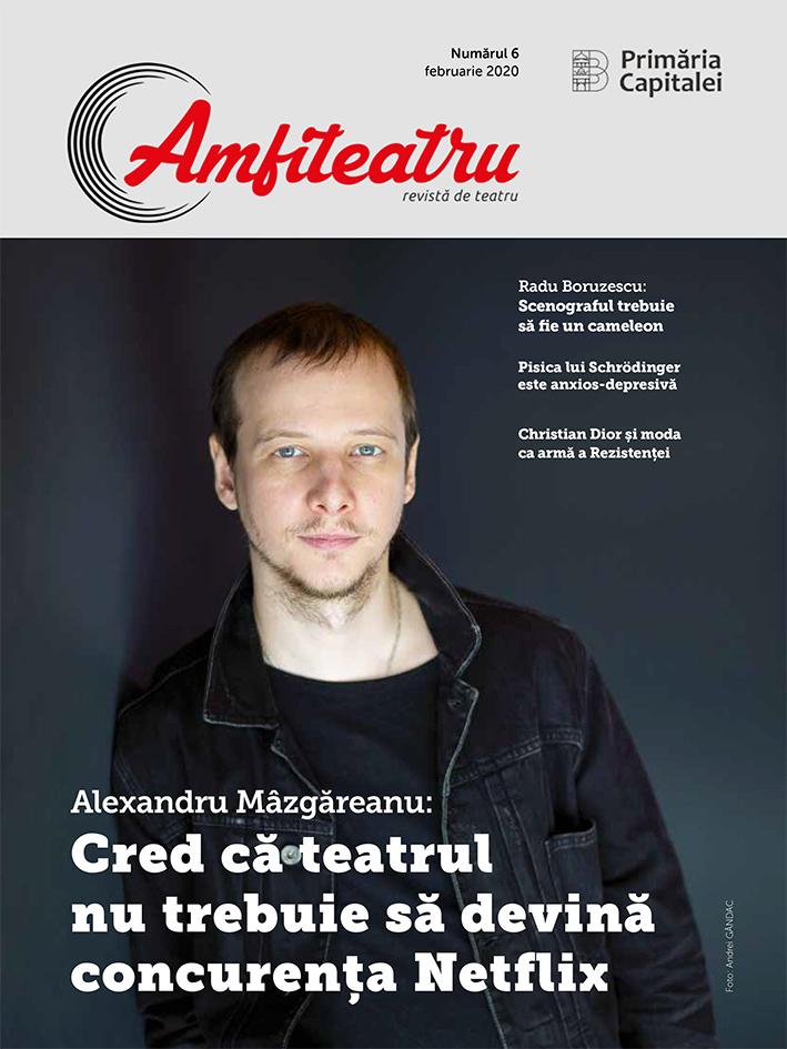 Nr. 6 Revista Amfiteatru
