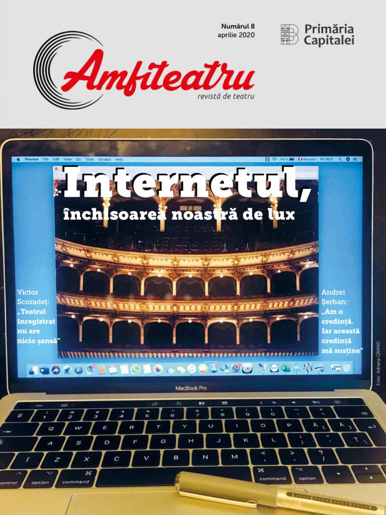 Nr. 8 Revista Amfiteatru