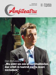 Nr. 15 revista Amfiteatru