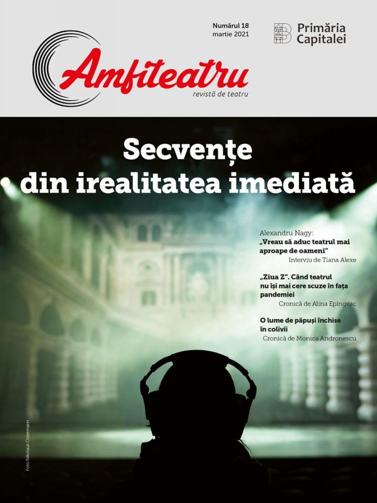 "Nr. 18 Revista ""Amfiteatru"""